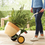 Potted Plant Mover 2 Wheel