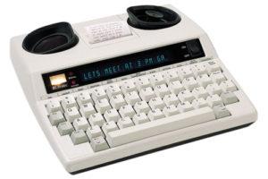 Teletypwriters