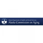 State of Alaska Commission on Aging Logo
