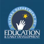 State of Alaska Education and Early Development Logo