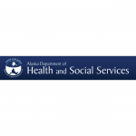 State of Alaska Health and Social Services Logo