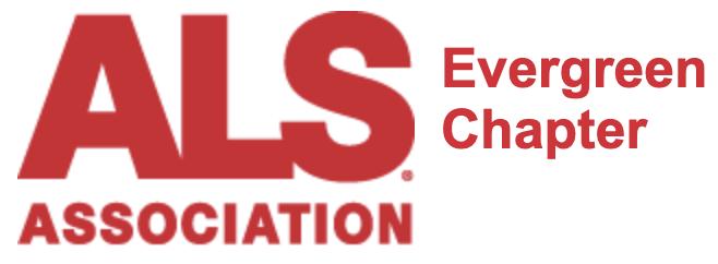 ALS Association Evergreen Chapter